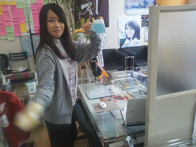 トミー札幌店(^o^)開店準備中! ランクル_b0127002_9285652.jpg