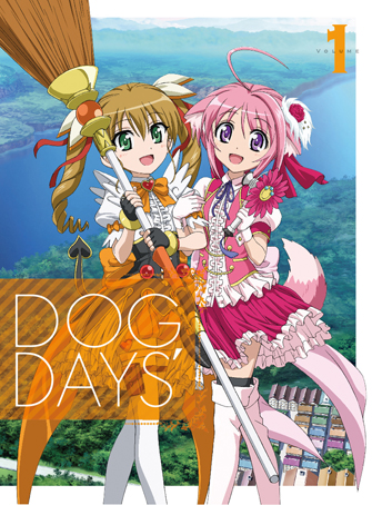 「DOG DAYS\'」Blu-ray & DVD 発売中。_f0233625_1346440.jpg