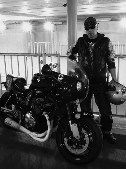 5COLORS「君はなんでそのバイクに乗ってるの?」#63_f0203027_12211295.jpg