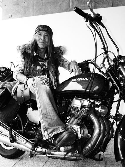5COLORS「君はなんでそのバイクに乗ってるの?」#63_f0203027_122132100.jpg