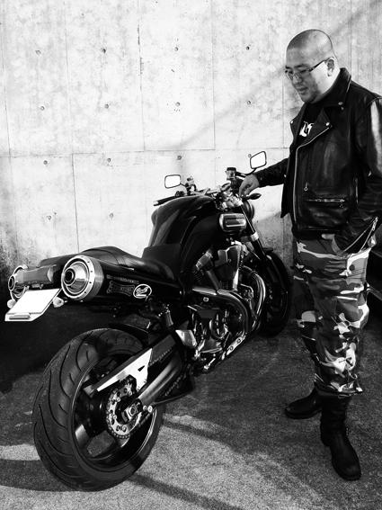 5COLORS「君はなんでそのバイクに乗ってるの?」#63_f0203027_12214837.jpg