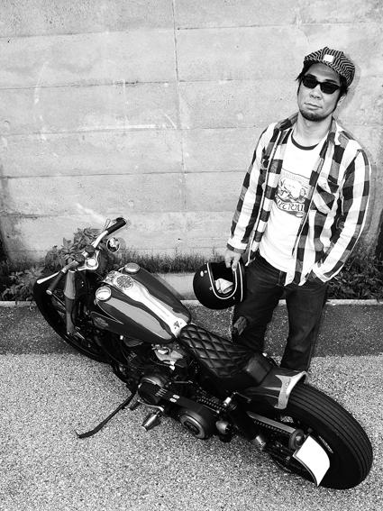 5COLORS「君はなんでそのバイクに乗ってるの?」#63_f0203027_1222291.jpg
