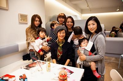 第2回目Mom meets Mom ~大橋マキさんを迎えて_c0212972_11282314.jpg