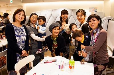 第2回目Mom meets Mom ~大橋マキさんを迎えて_c0212972_11284827.jpg