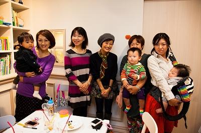 第2回目Mom meets Mom ~大橋マキさんを迎えて_c0212972_11285661.jpg