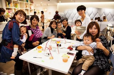 第2回目Mom meets Mom ~大橋マキさんを迎えて_c0212972_1128627.jpg