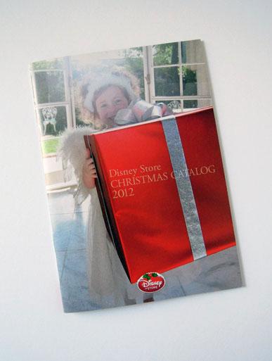 ☆ディズニーストア クリスマスカタログ☆_b0164803_11345153.jpg