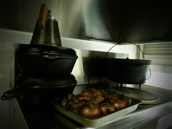 「石窯オーブン」で焼いています♪_a0125419_6535297.jpg