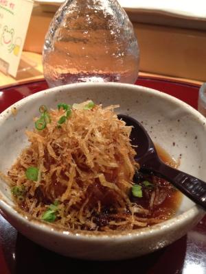 ++お鮨屋さんで食した野菜達は聞いていた++_e0140921_11243491.jpg