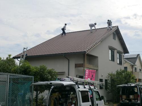 廿日市市 K様邸・太陽光発電システム設置工事_d0125228_22442850.jpg