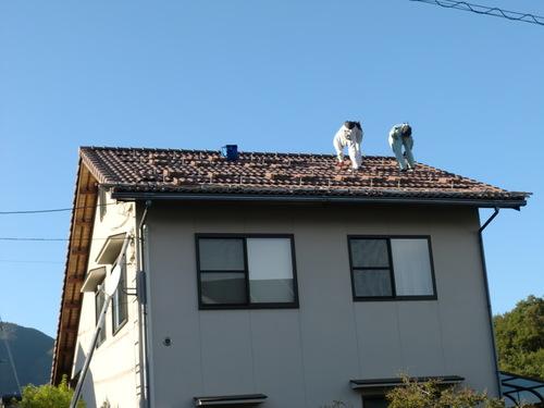 廿日市市 K様邸・太陽光発電システム設置工事_d0125228_22453397.jpg