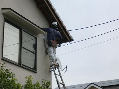廿日市市 K様邸・太陽光発電システム設置工事_d0125228_22487100.jpg