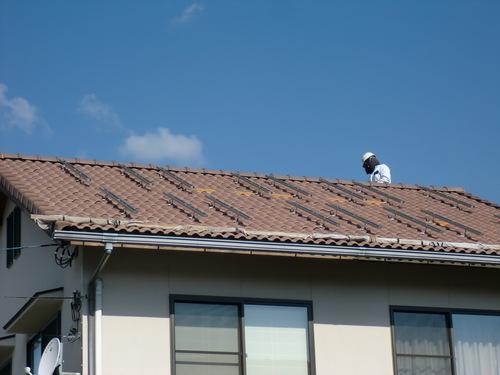 廿日市市 K様邸・太陽光発電システム設置工事_d0125228_22581985.jpg