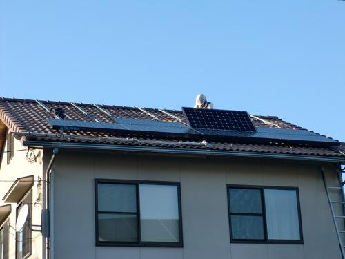 廿日市市 K様邸・太陽光発電システム設置工事_d0125228_232396.jpg