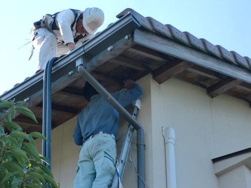 廿日市市 K様邸・太陽光発電システム設置工事_d0125228_2333737.jpg