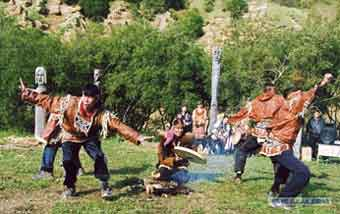 ネイティブアメリカン、琉球民族、アイヌ民族そしてロシアのイテリメン族。_b0003330_14132644.jpg