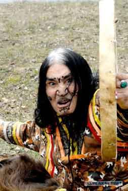 ネイティブアメリカン、琉球民族、アイヌ民族そしてロシアのイテリメン族。_b0003330_14194538.jpg