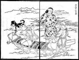 ネイティブアメリカン、琉球民族、アイヌ民族そしてロシアのイテリメン族。_b0003330_14581248.jpg
