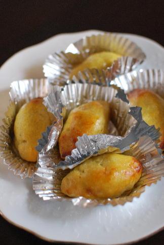 薩摩芋の折込パン、マクロビスイートポテトなどなど_a0175348_18444431.jpg