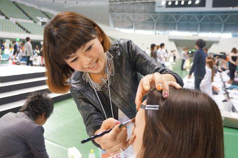 【brace】ミルボンDesignersAbility in Osaka 今里店土橋がコミュニケーション部門で受賞!_c0080367_1654214.jpg