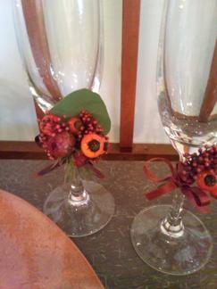 2012.11.10  結婚式_b0209477_17463925.jpg