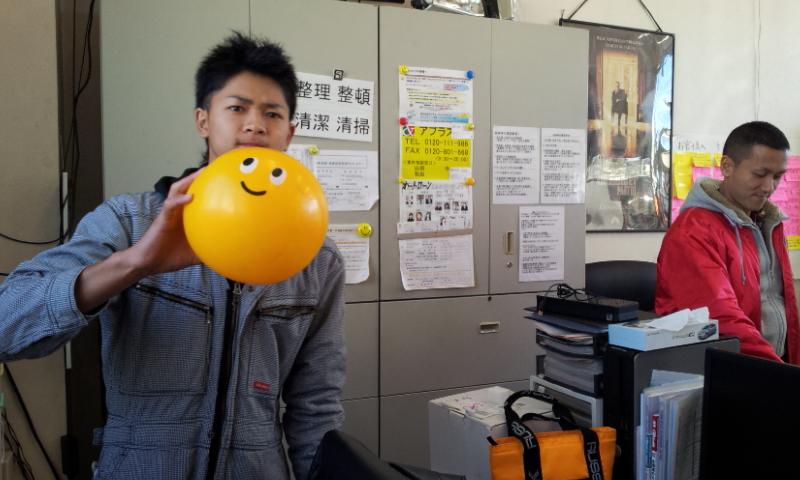 11月11日(日) 阿部ちゃんのニコニコブログ★_b0127002_18453213.jpg