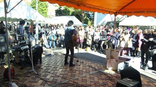 東邦大学「東邦祭」ライブ♪_f0186707_63271.jpg