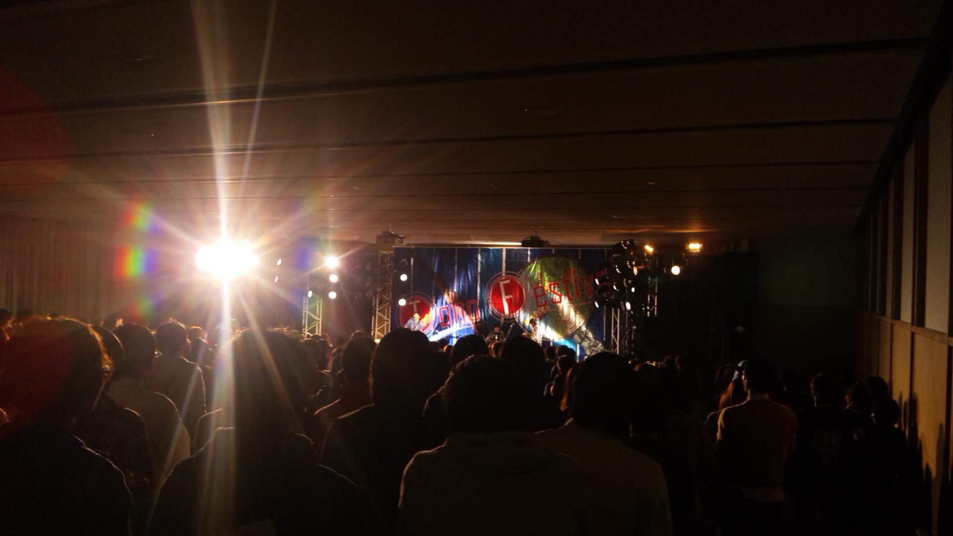 東邦大学「東邦祭」ライブ♪_f0186707_634914.jpg