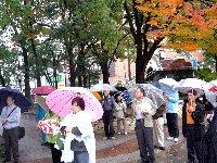 平和のパレードin池田_c0133422_233046.jpg