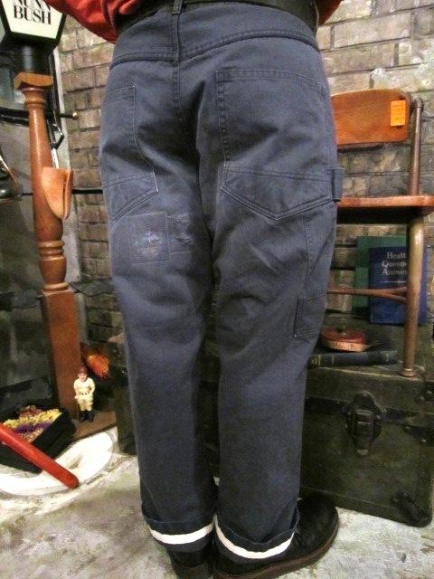 """AmanjaKania \""""Garage Master Pants\"""" ご紹介_f0191324_9424678.jpg"""