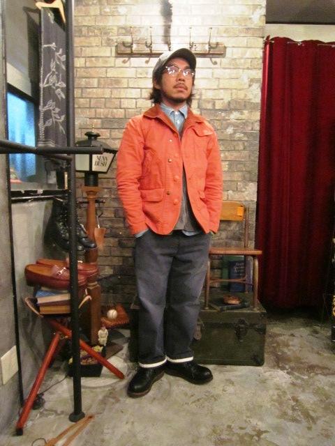 """AmanjaKania \""""Garage Master Pants\"""" ご紹介_f0191324_9425331.jpg"""