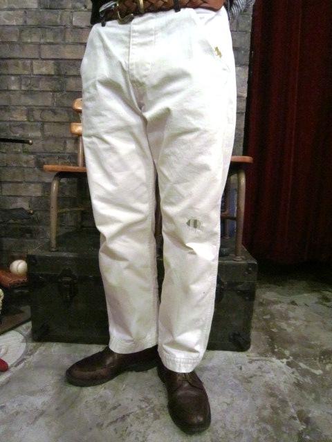 """AmanjaKania \""""Garage Master Pants\"""" ご紹介_f0191324_94321100.jpg"""
