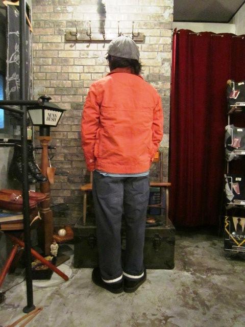 """AmanjaKania \""""Garage Master Pants\"""" ご紹介_f0191324_943288.jpg"""