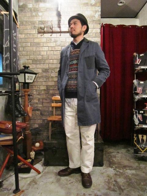 """AmanjaKania \""""Garage Master Pants\"""" ご紹介_f0191324_9433447.jpg"""