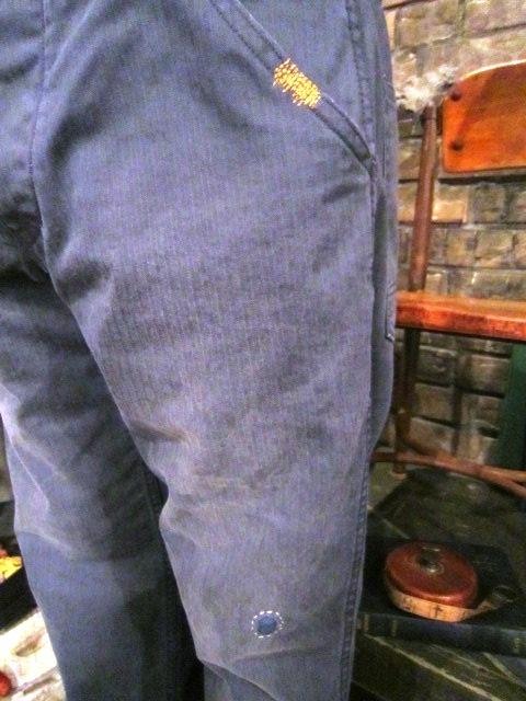 """AmanjaKania \""""Garage Master Pants\"""" ご紹介_f0191324_9445992.jpg"""