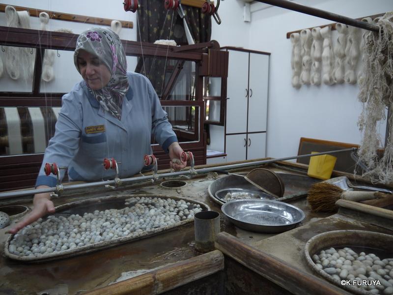 トルコ旅行記 19 カッパドキアの絨毯屋さん_a0092659_2235999.jpg