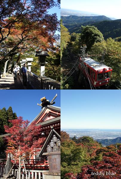 fall hiking in Oyama  秋の大山ハイキング_e0253364_136287.jpg