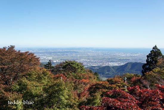 fall hiking in Oyama  秋の大山ハイキング_e0253364_1364056.jpg
