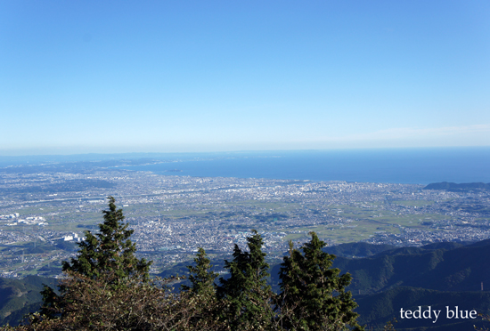fall hiking in Oyama  秋の大山ハイキング_e0253364_1372625.jpg