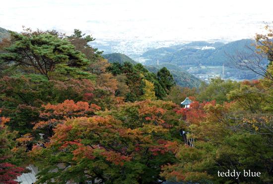 fall hiking in Oyama  秋の大山ハイキング_e0253364_1383582.jpg