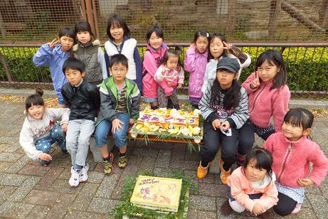 媛ちゃん6歳のお誕生会_e0272869_2253968.jpg