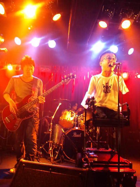 乙武くんのバンド Copwerking ライブへ行ってきました♪_f0186787_1912340.jpg
