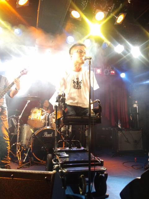 乙武くんのバンド Copwerking ライブへ行ってきました♪_f0186787_19143466.jpg