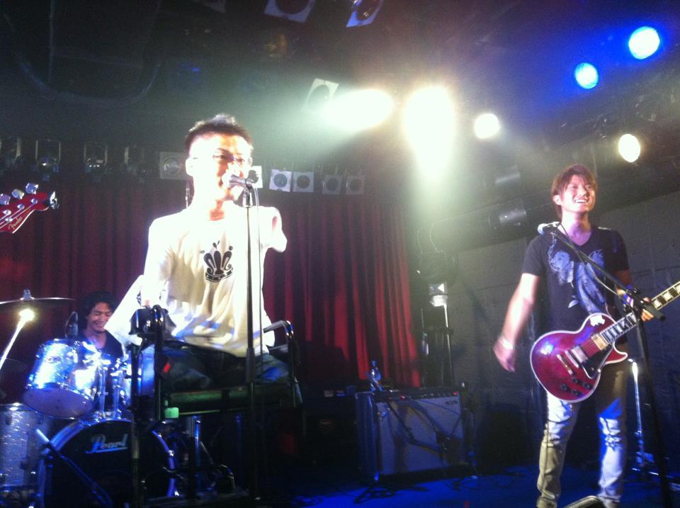 乙武くんのバンド Copwerking ライブへ行ってきました♪_f0186787_1916633.jpg