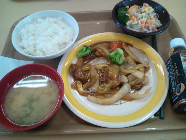 今日の昼食@会社Vol.209_b0042308_12462817.jpg