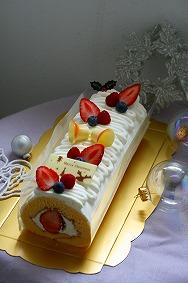 2012 Christmas Cake_c0146921_22592411.jpg