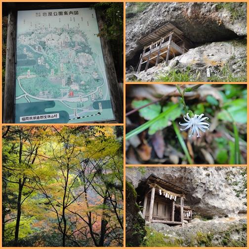 鷹ノ巣山・岩屋神社の紅葉巡り_e0164643_14232429.jpg
