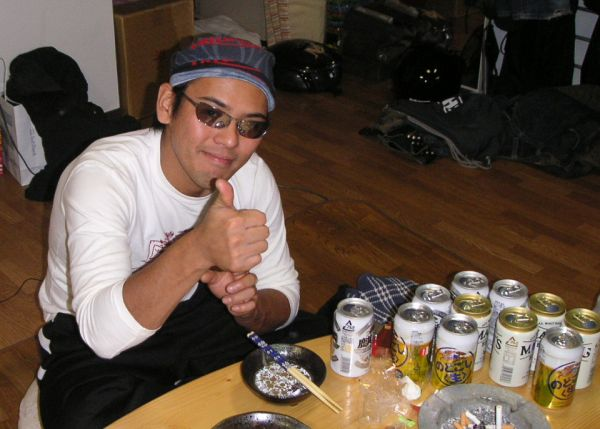 mioちゃんと宴会_e0086244_1752779.jpg
