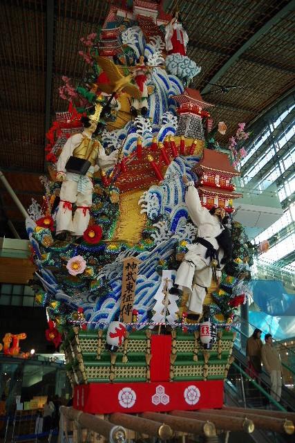九州国立博物館でフェルメールの『真珠の首飾りの少女』_c0011649_11584515.jpg