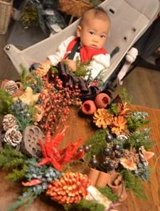 クリスマスレッスン☆_b0192257_22103658.jpg